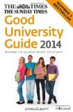 Times Good University Guide Law Ranking 2014